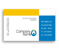Online Business Card printing HR Consultant