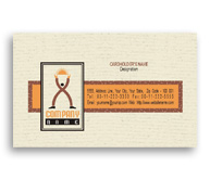Online Business Card printing Staffing Consultants