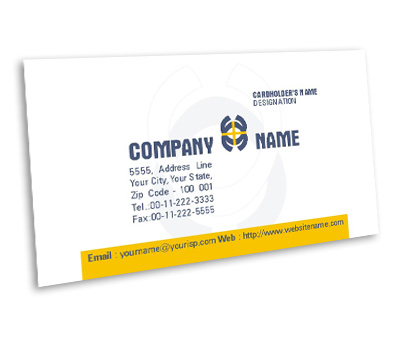 Online Business Card printing Indubcrial Trading Services