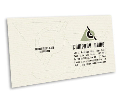 Online Business Card printing Architectural Service