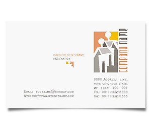 Business Card printing Public Welfare