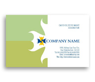 Online Business Card printing Theater Arts