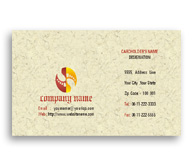 Online Business Card printing Footwear bcores
