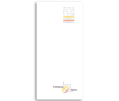 Envelope design for graphic design consultant offset or for Graphic design consultant