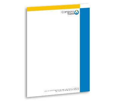 Online Letterhead printing HR Consultant