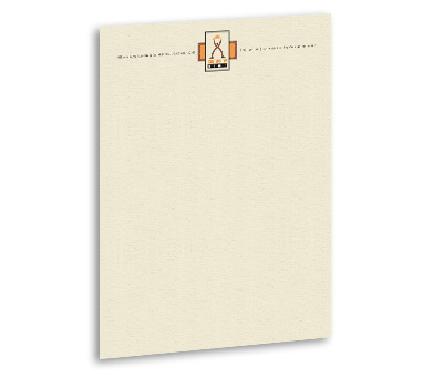 Online Letterhead printing Staffing Consultants