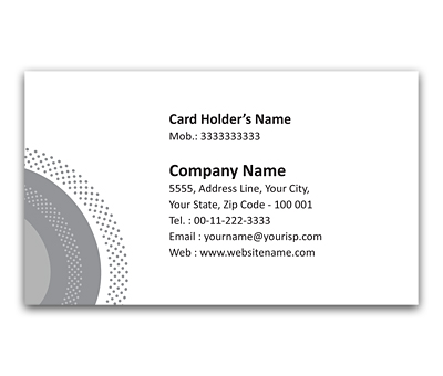 Online Flexi Business Card printing Waves