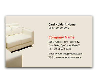 Online Flexi Business Card printing Designing Company