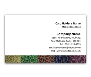 Flexi Business Card printing Melons