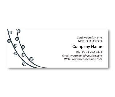Mini Business Cards Design For Art Amp Handicrafts Offset Or