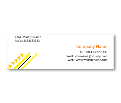 Online Mini Business Cards printing Communication Center