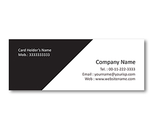 Mini Business Cards printing Home Decor