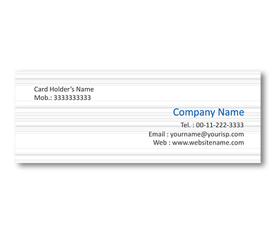 Online Mini Business Cards printing Fabric Stores