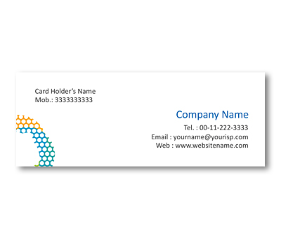 Online Mini Business Cards printing Stained Glass center