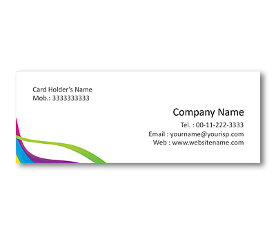 Online Mini Business Cards printing Dupatta Styles