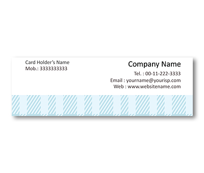 Online Mini Business Cards printing Travel Bag Stores