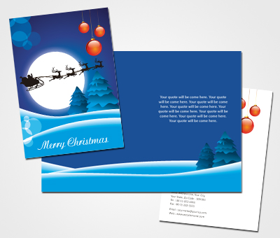 Online Greeting Card printing Online Merry Christmas