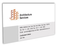 Online Business Card printing Architecture Buildings