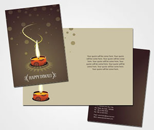 printing Diwali Greeting Messages