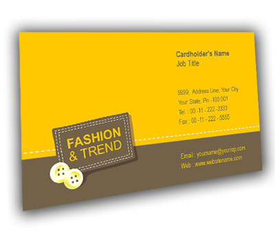 Online Business Card printing Fashion Trends