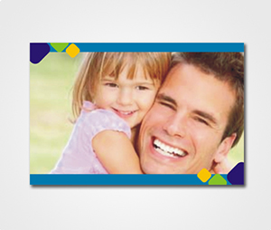 Canvas Prints printing Family Portrait