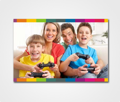 Online Canvas Prints printing Family Photos