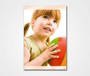 Canvas Prints printing Children Pictures