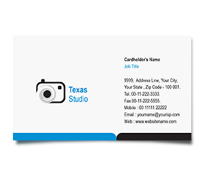 Business Card printing Photography Media