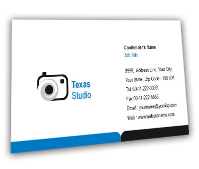 Online Business Card printing Photography Media