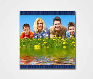 Canvas Prints printing Family Art Pictures