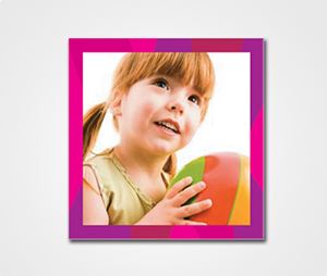 Canvas Prints printing Kids Photo Gallery
