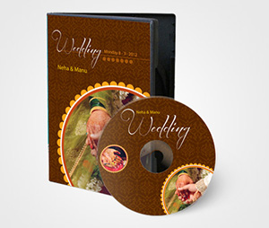 CD / DVD Covers printing Wedding Photo Album