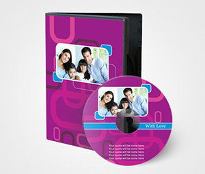 CD / DVD Covers printing Family Photo Album