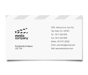 Business Card printing Film And Media