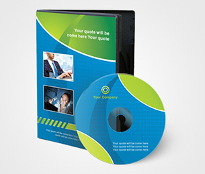 CD / DVD Covers printing Human Resources Services