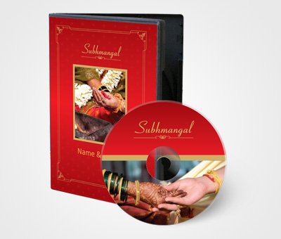 Online CD / DVD Covers printing Wedding Videos