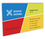 Online Business Card printing Interior Architecture