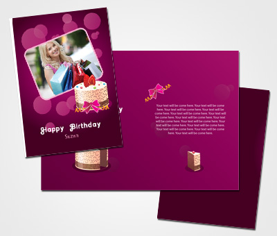 Online Greeting Card printing Friend Birthday Wishes