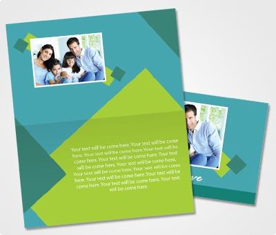 Online Note Cards printing Special Announcement