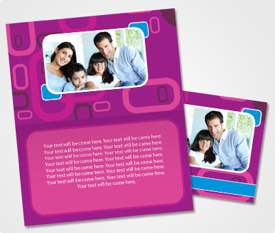 Online Note Cards printing Promotion Announcement