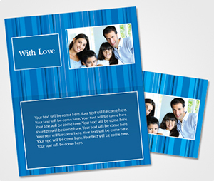 Note Cards printing Special Occasion Announcement