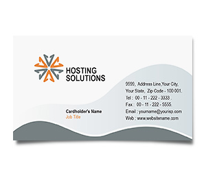 Business Card printing Hosting Business Solutions