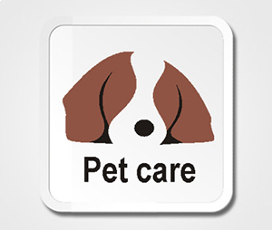 Coasters printing Pet Care