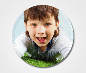 Coasters printing Children Pictures