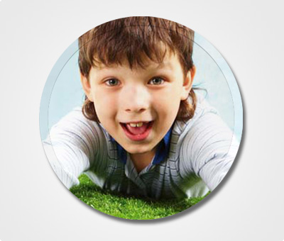 Online Coasters printing Children Pictures