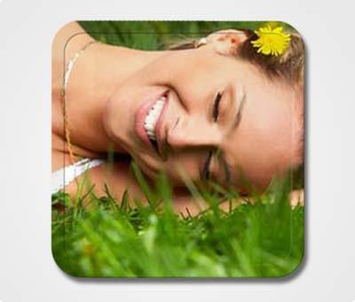 Online Coasters printing Happy Women