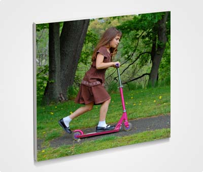 Online Framed 6x6 Mini Canvas printing With Children Pictures