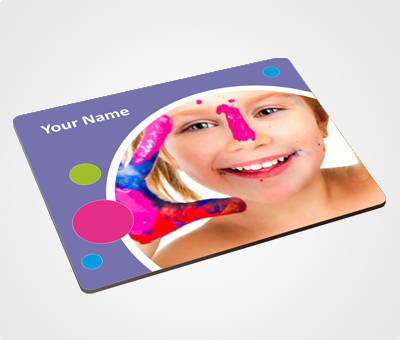 Online Mouse Pads printing Kid Image