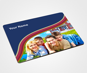 Mouse Pads printing Happy Family