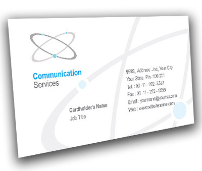 Online Business Card printing Global Communication Solutions